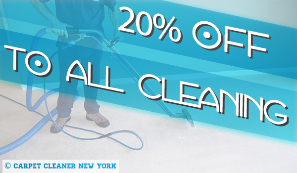 Special Offer for All Cleaning Services